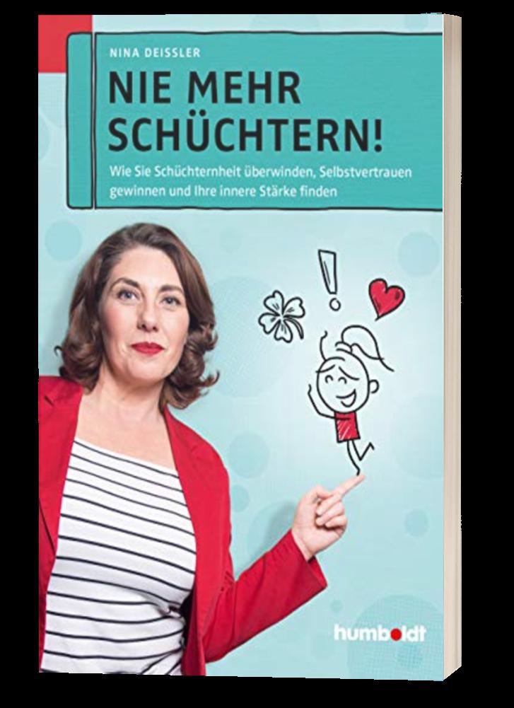 Buch von Nina Deissler am Kongress Erfolgreich selbstständig